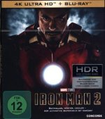 Iron Man 2 4K, 2 UHD-Blu-ray
