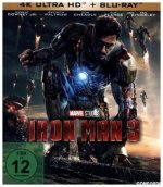 UHD Iron Man 3 4K, 2 UHD-Blu-ray