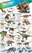 DKfindout! Dinosaurs Poster