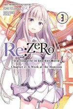 Re:ZERO -Starting Life in Another World-, Chapter 2: A Week at the Mansion, Vol. 3 (manga)