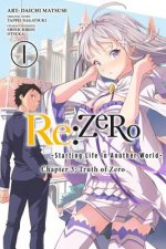 Re:ZERO -Starting Life in Another World-, Chapter 3: Truth of Zero, Vol. 1 (manga)