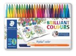 Staedtler - Triplus color Metallbox 50er Johanna Basford