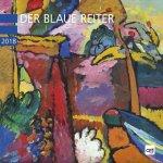 Der Blaue Reiter 2018 - Broschurkalender