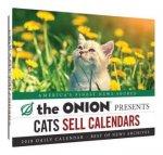 2018 Daily Calendar: The Onion