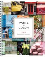 2018 Engagement Calendar: Paris in Color
