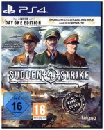 Sudden Strike 4, 1 PS4-Blu-Ray-Disc (Limited Day One Edition)