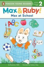 MAX & RUBY MAX AT SCHOOL