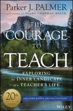 COURAGE TO TEACH ANNIV/E 3/E