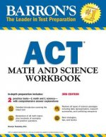 BARRON ACT MATH & SCIENCE WORK