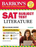 BARRON SAT SUBJECT TEST LITERA