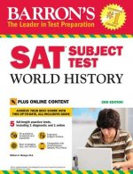 BARRON SAT SUBJECT TEST WORLD