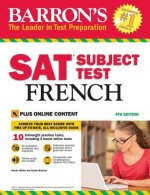 BARRON SAT SUBJECT TEST FRENCH