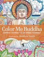 Color Me Buddha