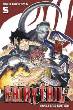 FAIRY TAIL MASTERS /E VOL 5