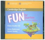 Fun for Starters (Fourth Edition) - Audio-CD