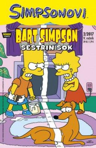 Bart Simpson Sestřin sok
