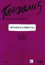 Pojechali 5 metodická příručka ruštiny pro ZŠ