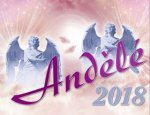 Andělé 2018 - stolní kalendář