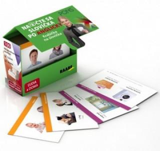 Naočte sa slovíčka po anglicky Krabička na slovíčka Dom a ľudia