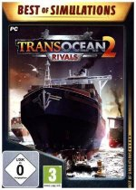 TransOcean 2: Rivals, CD-ROM