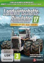 Landwirtschafts-Simulator 17: Offizielles Big Bud Add-On, CD-ROM