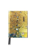 Tree of Life by KLIMT (Foiled Pocket Journal)