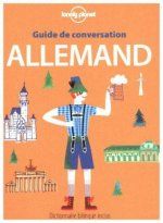 Lonely Planet Guide de conversation allemand