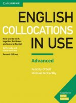 English Collocations in Use, Advanced