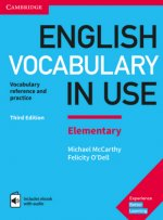 English Vocabulary in Use Elementary 3rd Edition, with answers and Enhanced ebook