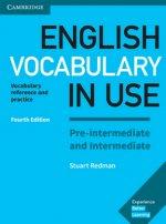 English Vocabulary in Use Pre-intermediate and Intermediate 4th Edition