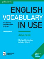English Vocabulary in Use Advanced 3rd Edition, with answers and Enhanced ebook