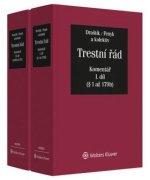 Trestní řád (č. 141-1961 Sb.) - Komentář