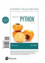 STARTING OUT W/PYTHON STUDENT