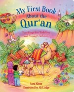 MY 1ST PICT BK ABT THE QURAN