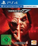 Tekken 7, 1 PS4-Blu-ray Disc