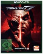 Tekken 7, 1 Xbox One-Blu-ray Disc