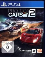 Project CARS 2, 1 PS4-Blu-ray Disc