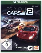 Project CARS 2, 1 XBox One-Blu-ray Disc