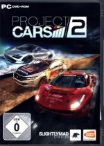 Project CARS 2, 1 DVD-ROM