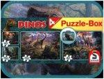 Dinos, Puzzle-Box