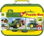 John Deere, Puzzle-Box (Kinderpuzzle)