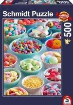 Süße Leckereien (Puzzle)