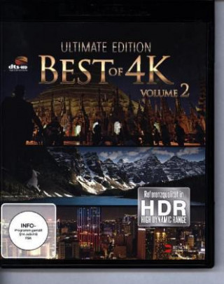 Best of 4K - Ultimate Edition 2 4K, 1 UHD-Blu-ray