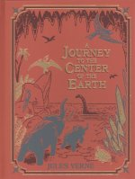 Journey to the Center of the Earth (Barnes & Noble Children's Leatherbound Classics)