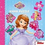 Sofie První Kniha puzzle 30 dílků