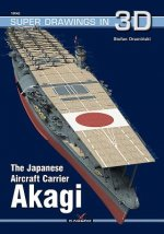 JAPANESE AIRCRAFT CARRIER AKAG
