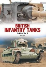 BRITISH INFANTRY TANKS IN WWII