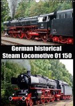 Steam Locomotive 01 150 / UK-Version 2018