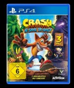 Crash Bandicoot, 1 PS4 Blu-ray Disc