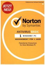 Norton AntiVirus Basic 1D, 1 User, 1 Jahr, Elektronischer Software-Download